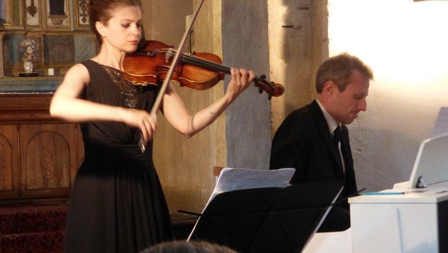 Maxime Zecchini et Isabelle Durin ont fait voyager le public à travers le monde.