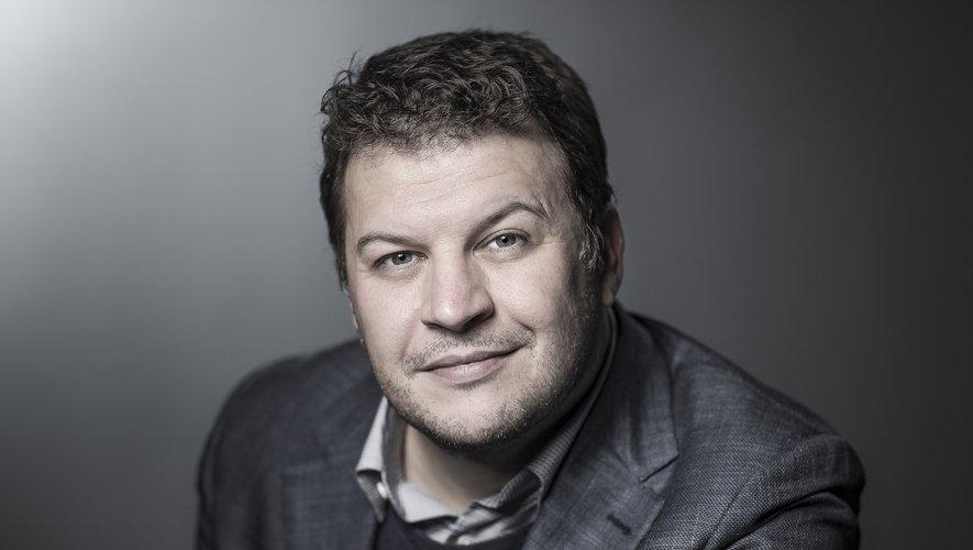 L'auteur français Guillaume Musso vient se loger en tête du classement Edistat.
