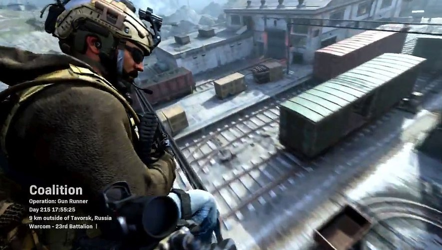 """Call of Duty: Modern Warfare"" dévoile un trailer baptisé ""Proceed to the LZ"""
