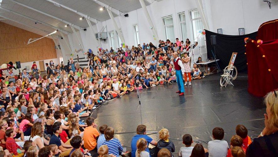 Au total, Cap mômes aura attiré près de 2 500 personnes  sur les journées de vendredi  et samedi.