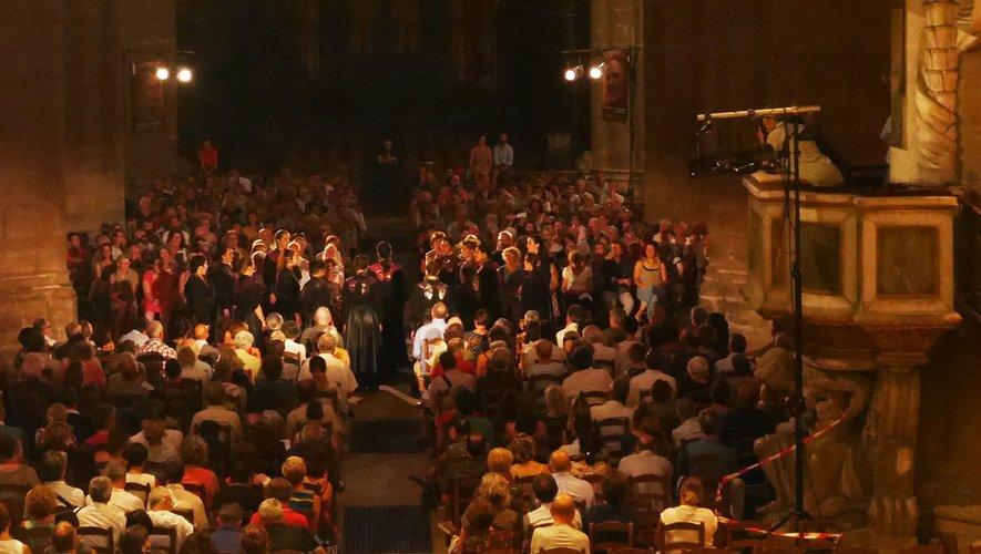 Les Rencontres musicales ont débuté depuis une dizaine de jours avec notamment deux soirées auréolées de succès à Conques puis à Rodez, où la découverte musicale était associée au plaisir gustatif, avec la participation du chef Jean-luc Fau d'une part et les halles de l'Aveyron d'autre part.