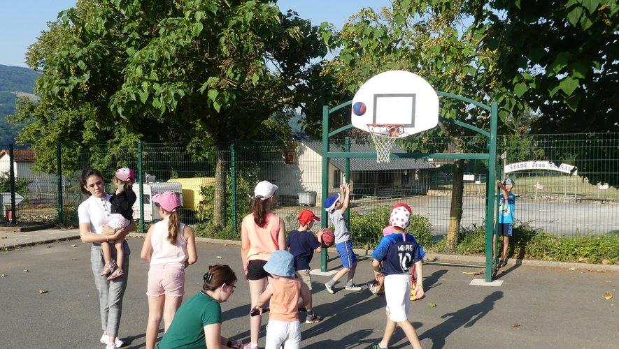 Des activités sportives sont aussi au programme.