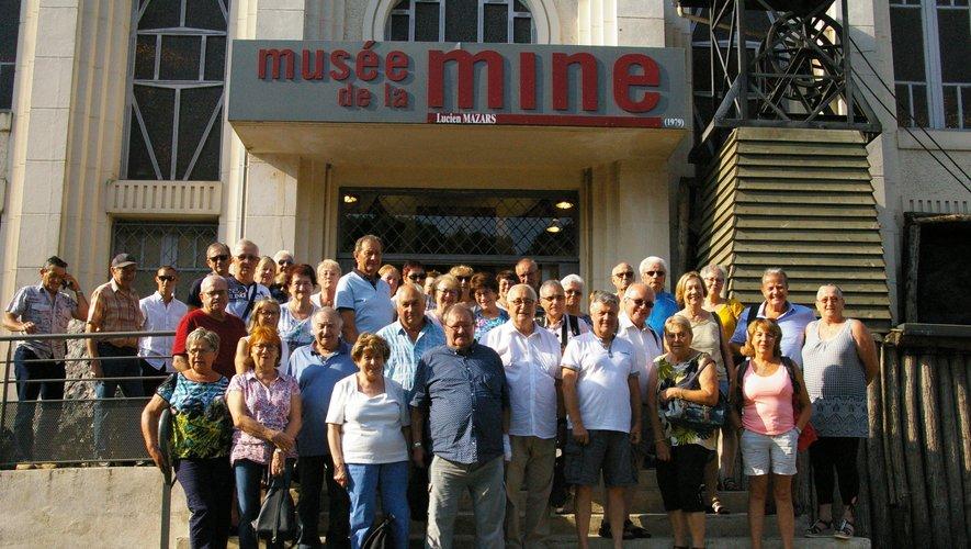 Le Musée de la Mine au programme  d'un groupe de Clermontois
