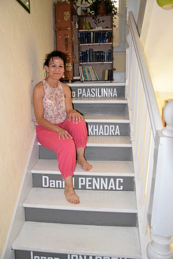 Marlène Valentin (et son époux Bruno) conseillent volontiersleurs coups de cœur littéraires
