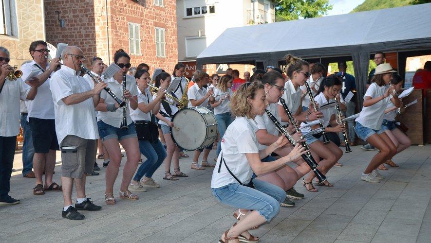 Rendez-vous est donné ce vendredi 2 août, avec l'Harmonie de Marcillac.