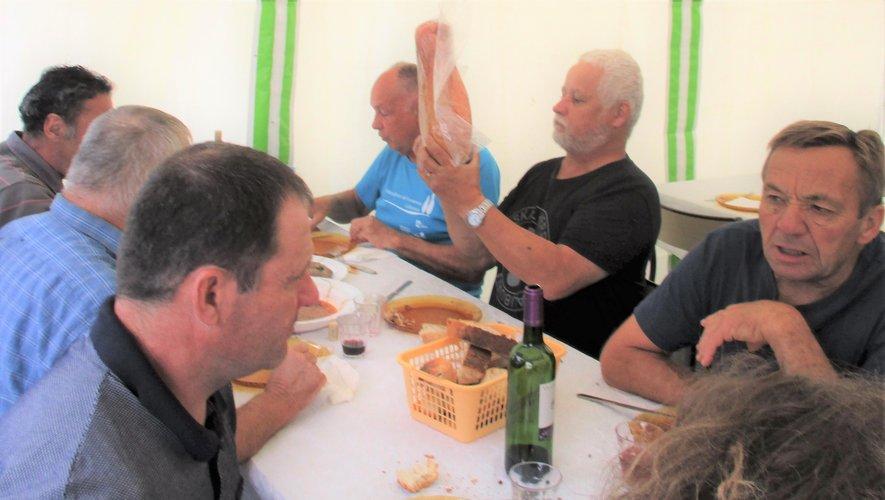 À Saint-Hilaire, la fête a attiré  un nombreux public