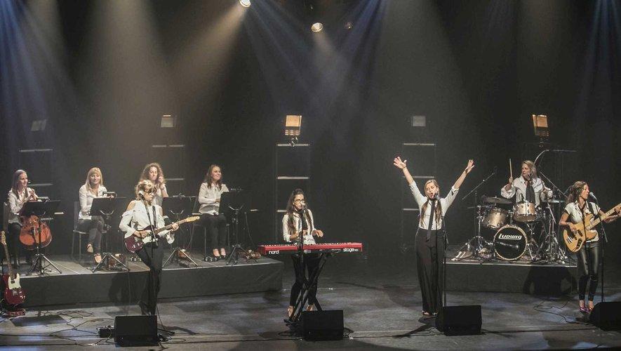 Le groupe « Beatles bi Girls » sera l'événement de la soirée.