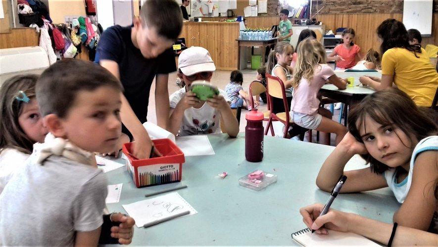 Un programme varié est proposéaux enfants.