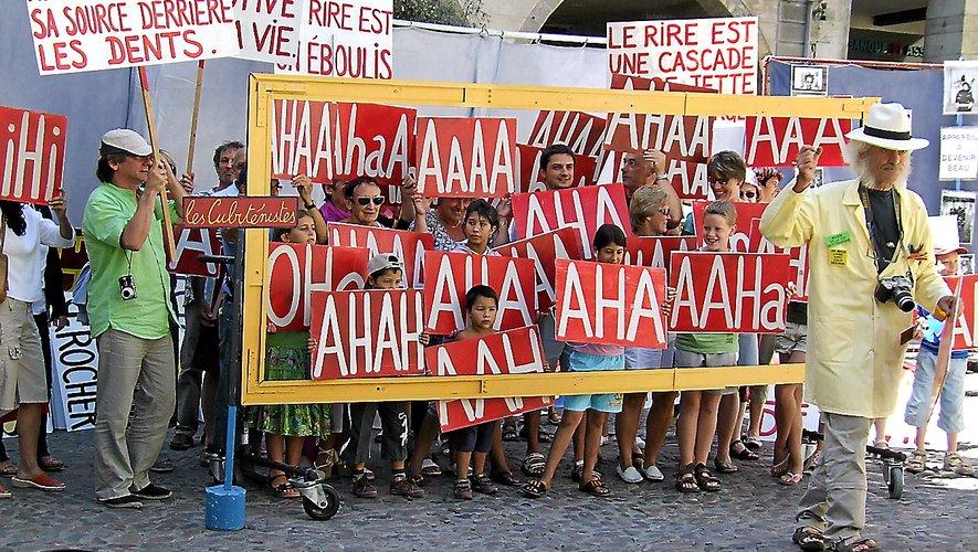 Le Festival en Bastides déambule depuis 2000 en Aveyron.