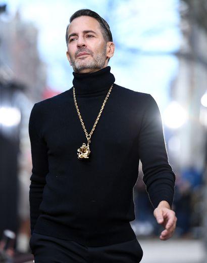 Le créateur de mode Marc Jacobs