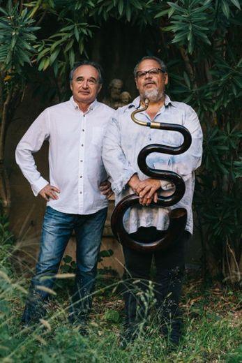 Concert avec Michel Godard, Dominique Serve et l'ensemble Mora Vocis, intitulé « Voyageurs immobiles », musiques pour relier passé et présent.