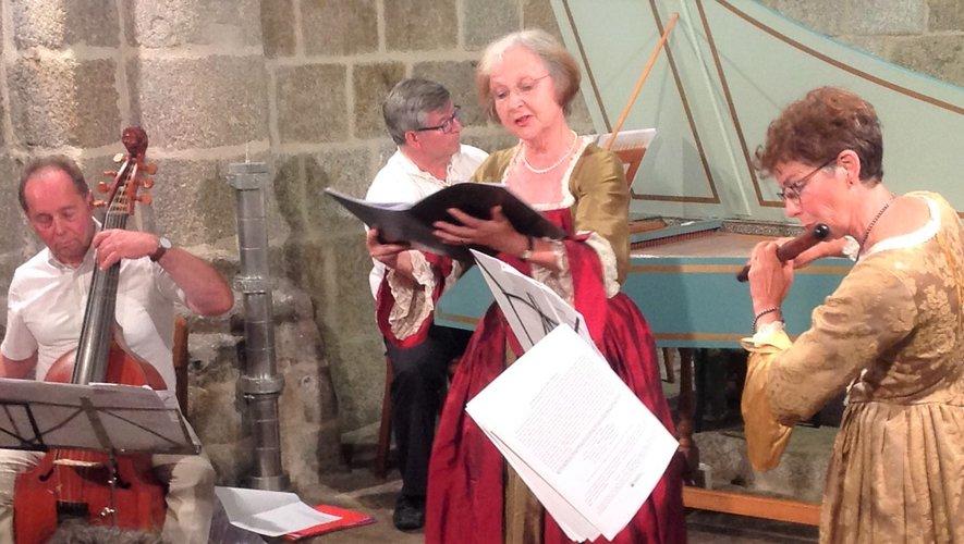 La Bel'Ebat en concert