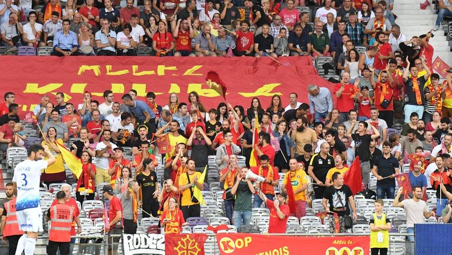 Le comportement des supporters sang et or scruté à la loupe par la Ligue de football.