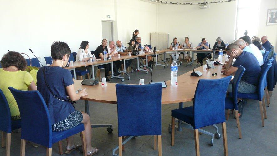 Les élus ont adopté l'accord localsur la composition du conseil communautaire.