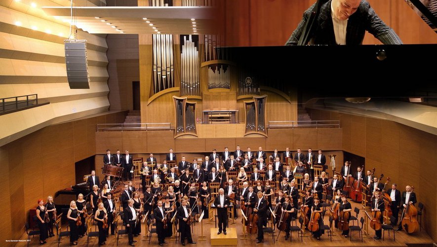 Bientôt 40 musiciens sur scène en l'église d'Espalion