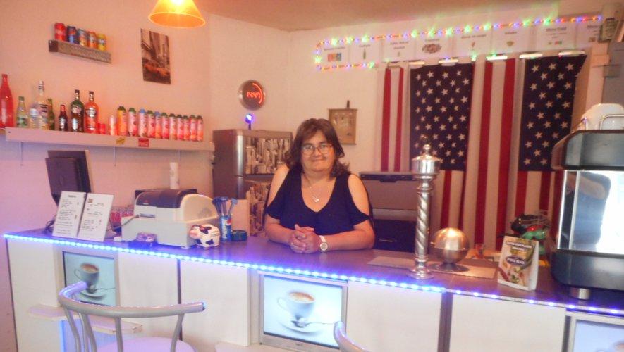 Un joli bar et coin cuisine pour Soso. / Photos D. L.