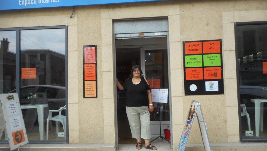 Le nouveau local de la Pause détente, au 11, rue Cayrade