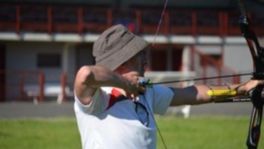 Patrice Rouquette, l'archer qui monte en flèche