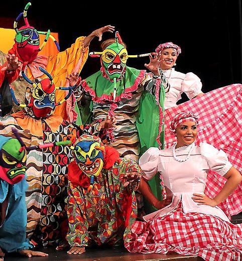Neuf groupes étrangers sont invités cette année, comme Porto Rico, l'Ukraine ou les USA. Dépaysement garanti.