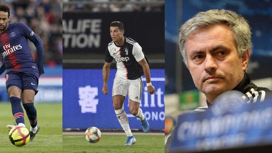 Neymar et Cristiano Ronaldo se sont déjà affrontés à plusieurs reprises sur le terrain à travers leur club respectif.