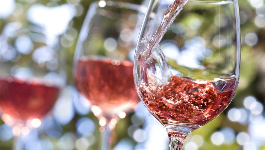 Les Français boudent le rosé depuis le printemps