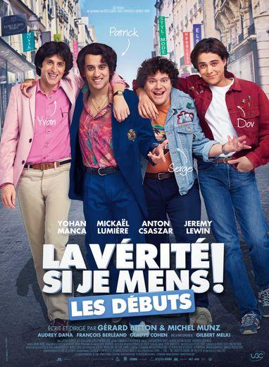 """""""La Vérité si je mens ! Les Débuts"""" arrivera le 16 octobre au cinéma"""