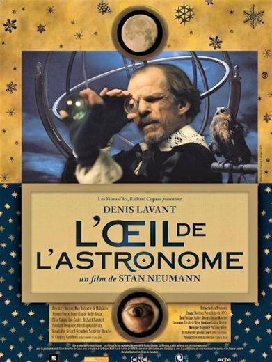 Après la projection sur l'Aubrac du 13 juillet, c'est L'œil de l'astronome que l'espace Georges Rouquier de Goutrens propose le samedi 10 août.