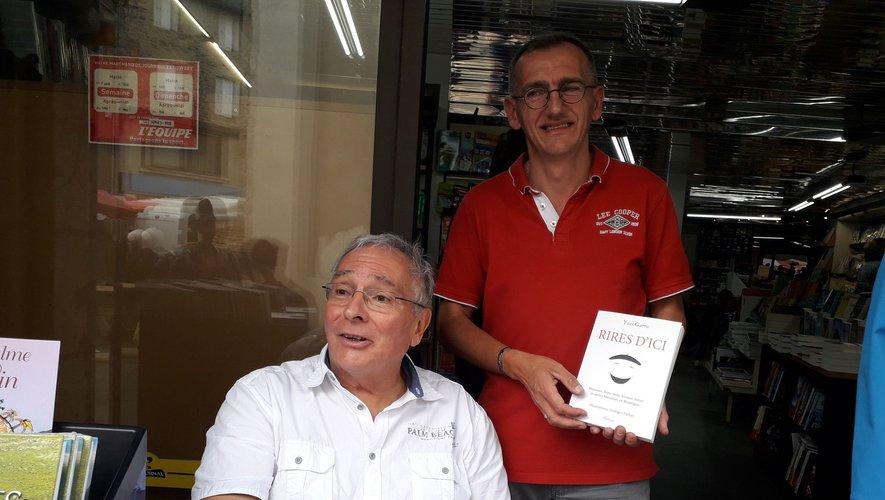 Jérôme Prat a accueilli Yves Garric.