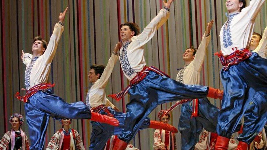 L'Ukraine, parmi les neuf pays invités au festival.