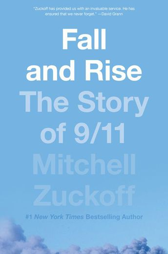 """Fall and Rise : The Story of 9/11"" de Mitchell Zuckoff servira d'inspiration à ABC pour sa série revenant sur les attentats du 11 septembre"