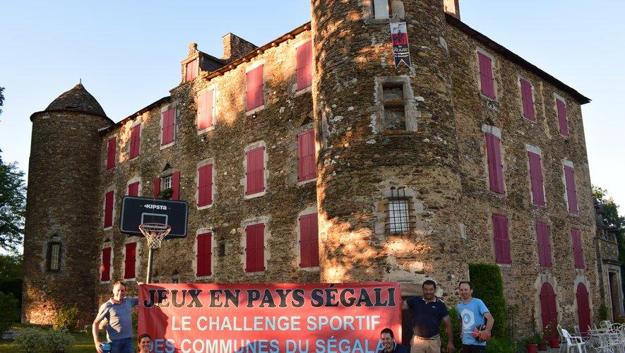 Le château du Bosc est un point forten termes d'image.