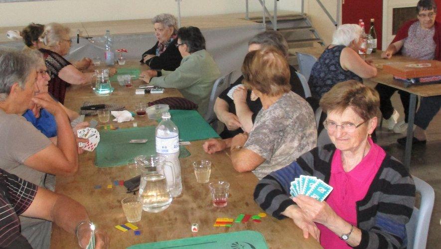 Club de l'Amitié : les cartes