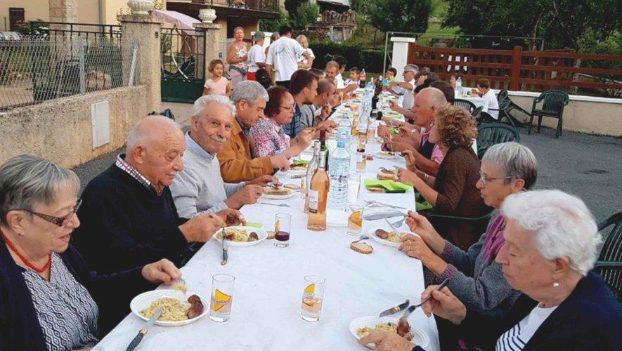 Une 17e rencontre amicale pour  les habitants du quartier Saint-Martin