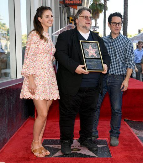 """Guillermo del Toro, récompensé par deux Oscars pour son film """"La Forme de l'Eau"""" en 2018, est connu pour ses univers fantastiques et les monstres inquiétants qu'il met en scène dans ses oeuvres."""
