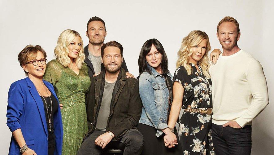 """""""BH90210"""" est diffusé sur la Fox à partir de ce mercredi 7 août"""