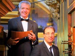 Deux musiciens habitués des festivals internationaux.