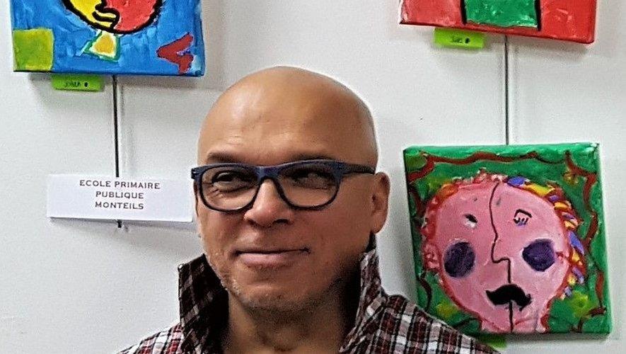 Jean-Yves Paugam, peintre engagé pour la cause environnementale.