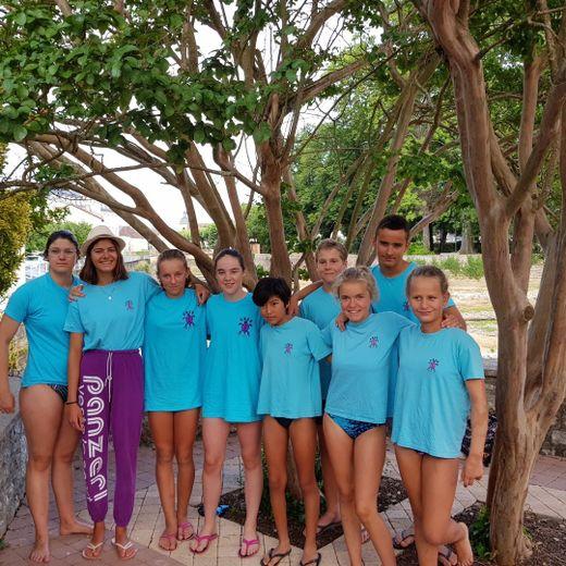 Onze nageurs ont participé aux interclubs  juniors à Souillac.