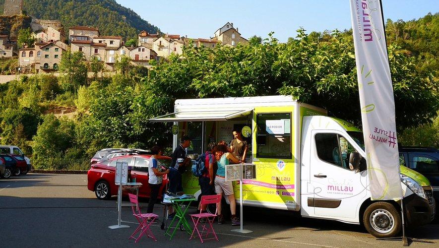 L'accueil mobile pourrait aussi intervenir sur des marchés ou des campings.