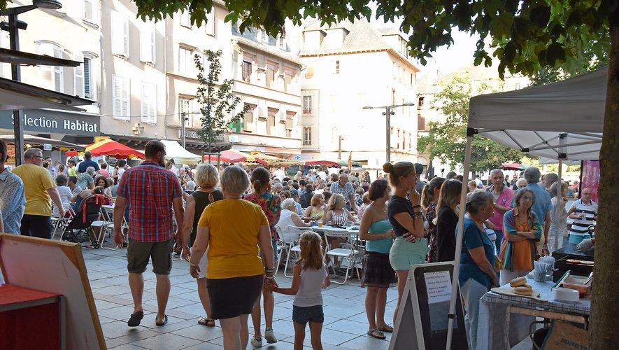 A Rodez, la prochaine édition du marché gourmand aura lieu vendredi 6 septembre.