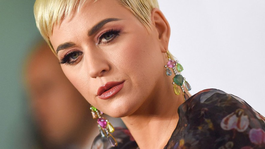 La chanteuse américaine Katy Perry au gala MusiCares Person Of The Year 2019 à Los Angeles le 8 février 2019