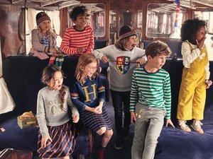 Campagne Mini Boden x Harry Potter