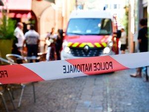 La victime a été prise en charge par les pompiers.