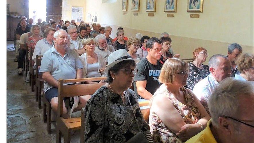 La tournée effectuée dans les églises aveyronnaises a été un réel succès.