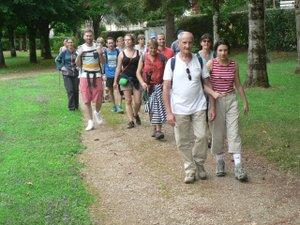 Le festival de la randonnée pleine nature propose des sorties quotidiennes.