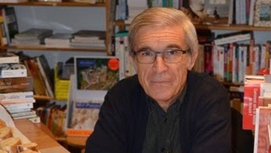 L'auteur de langue d'Oc, Sergi Gairal, sera présent samedi 17 août à La Fouilladde./DDM.