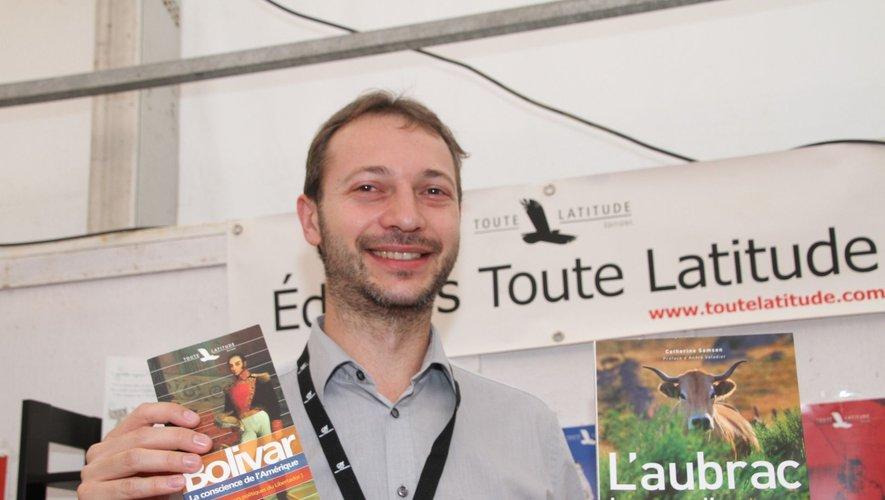 Laurent Tranier donne rendez-vous aux lecteurs.