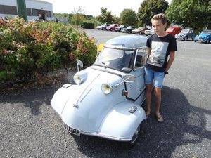 Des voitures anciennes de tous types et de toutes marques à découvrir dimanche à Lioujas.