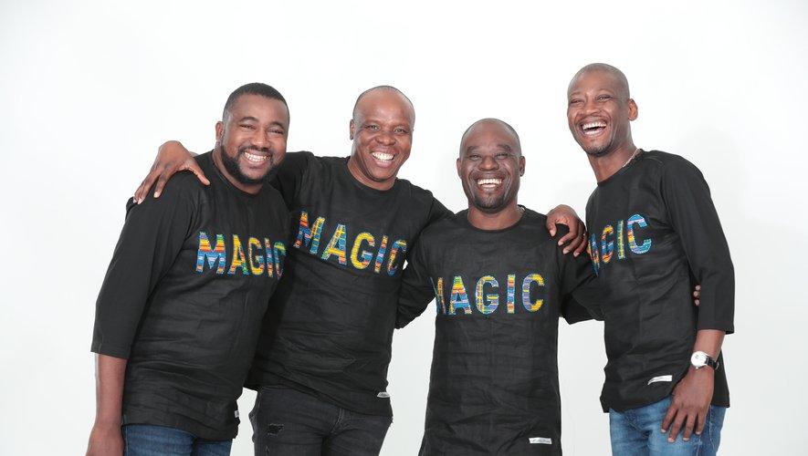 Magic System fera bouger la foule ce soir.