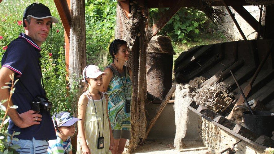 Les visiteurs sont de plus en plus nombreux à fouler les espaces scénographiques de Terra Olt.